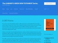 The Learner's Greek New Testament Series by David Harris Walker
